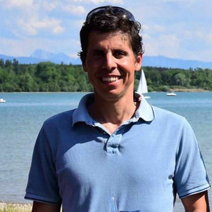 Marco Casalini erfolgreich am Chiemsee
