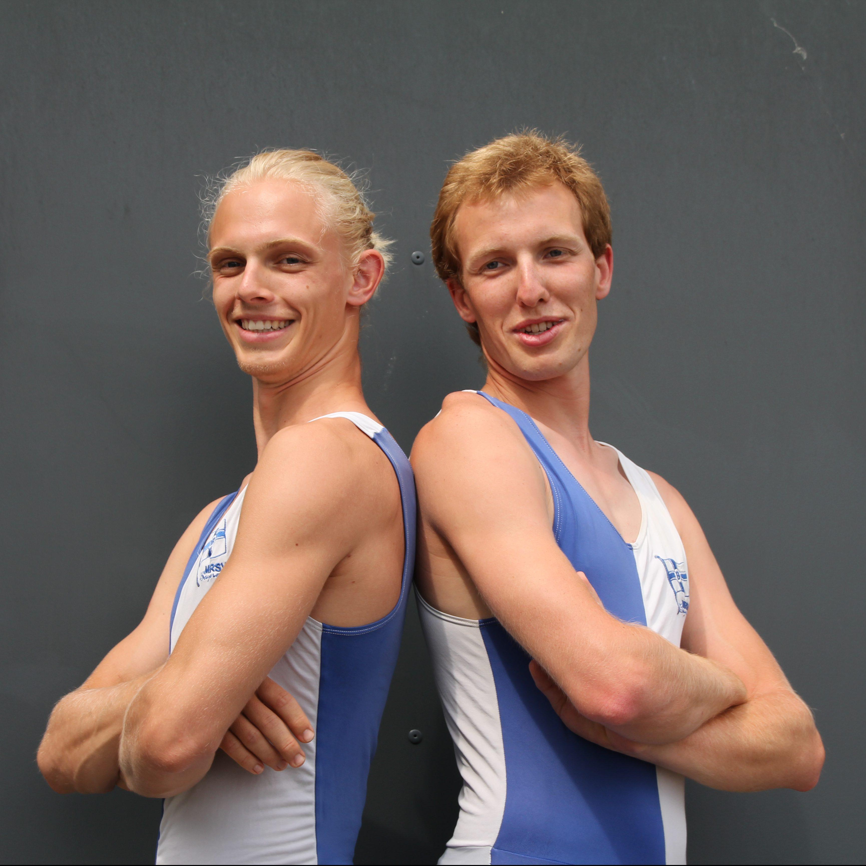Amadé Wagner und Jonathan Schönecker