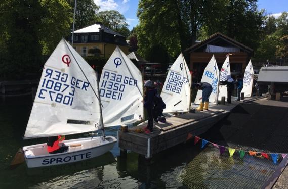 Das Landschulheim Kempfenhausen ist zurück im Wassersport!