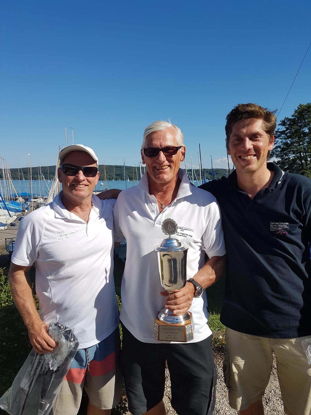 Sommerpokal der H-Boote
