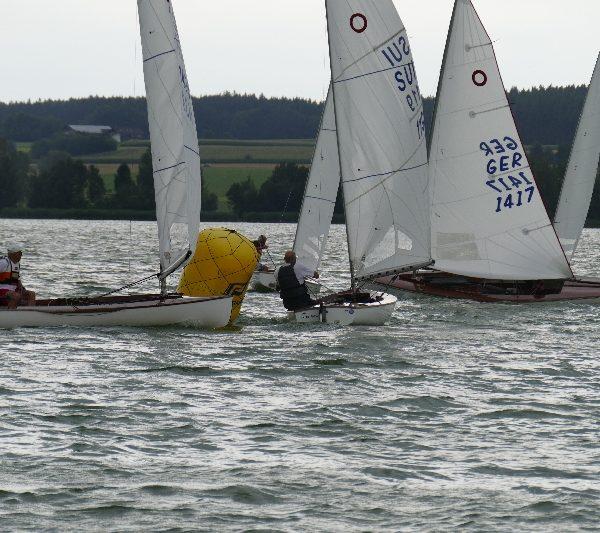 O-Jollen-Ragatta Waging