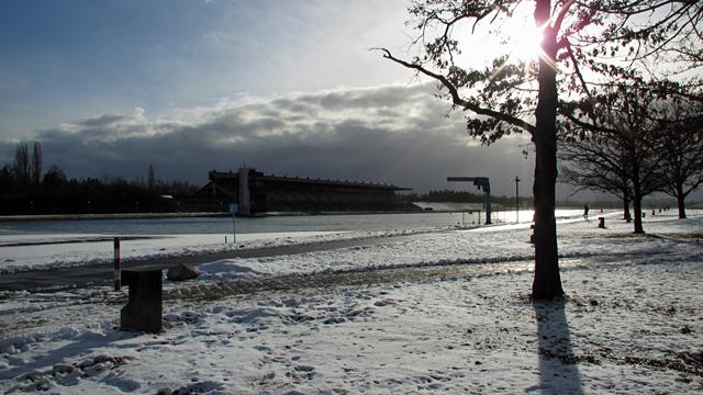 Erster Ergo-Biathlon der RG München