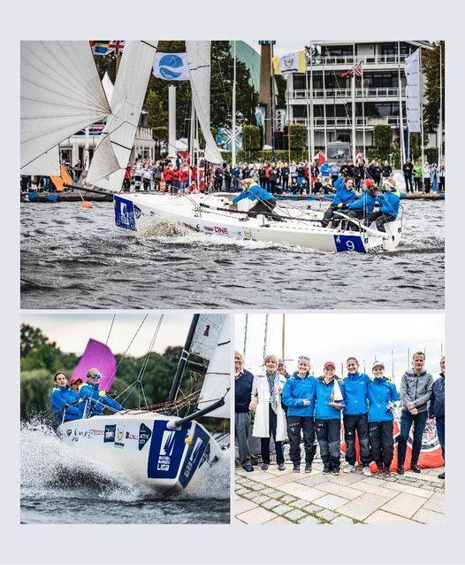 Marion Rommel vom MRSV gewinnt mit dem HSC-Team den Helga Cup